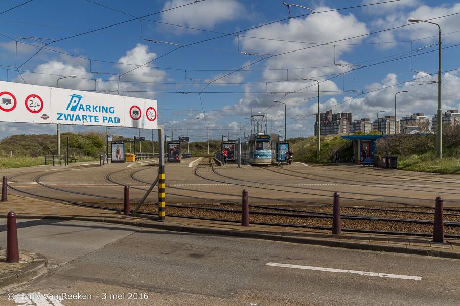 Zwarte Pad - Eindpunt tram