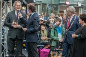 opening den Haag CS -16