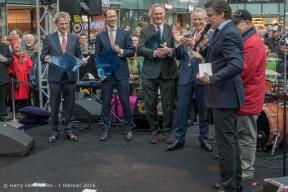 opening den Haag CS -20