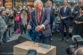 opening den Haag CS -22