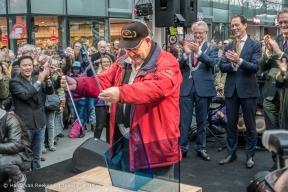 opening den Haag CS -25