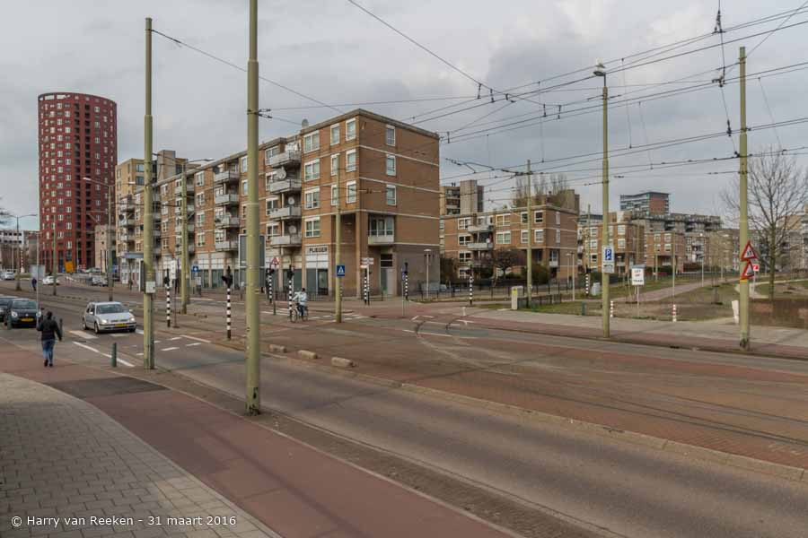 Oudemansstraat-Laakkade