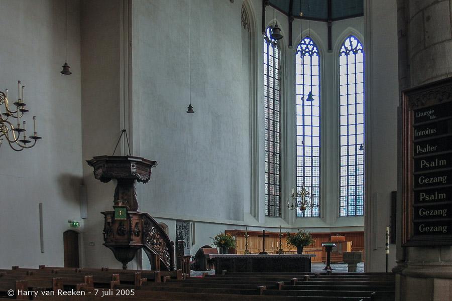 Parkstraat - Kloosterkerk-07072005-1