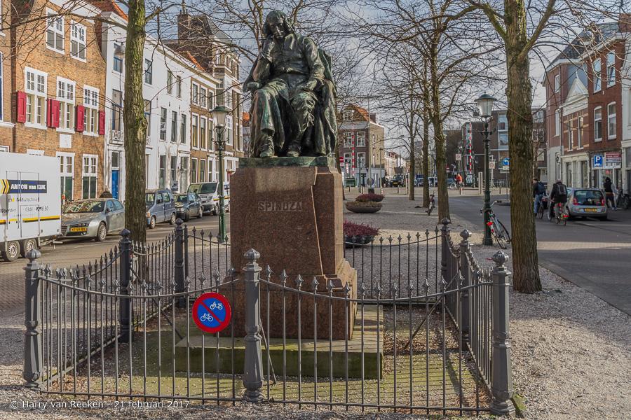 Paviljoensgracht - Spinoza-2