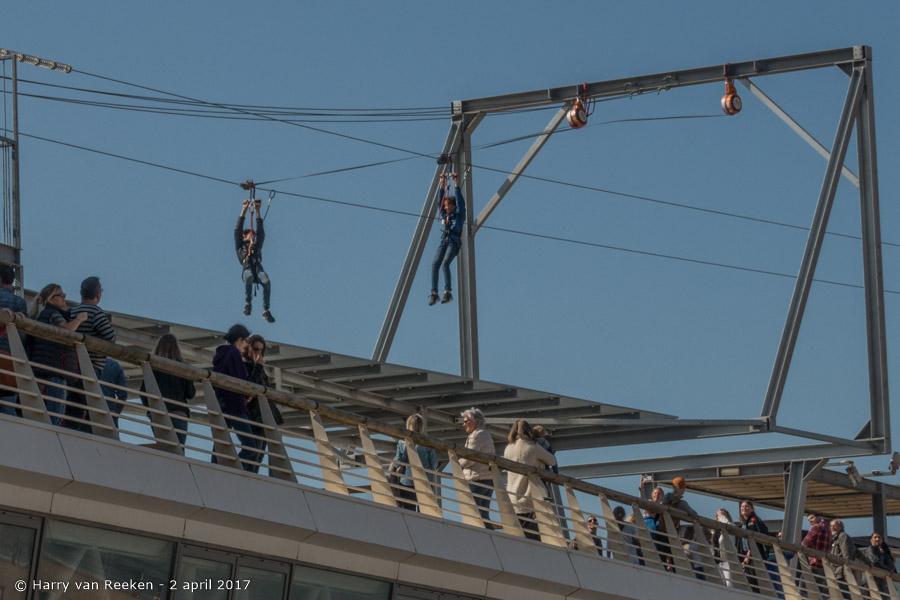 Pier met kabelbaan -09