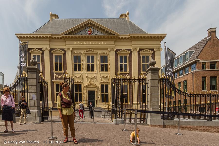20140812-Plein Mauritshuis-1