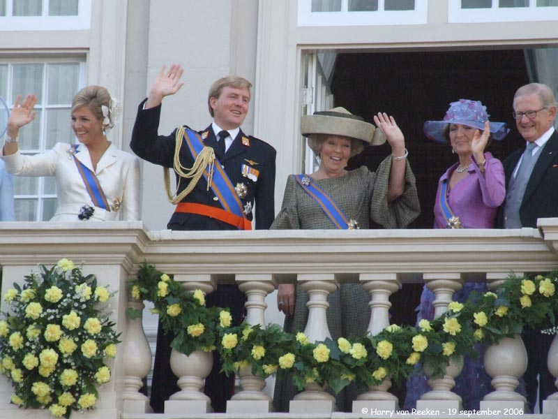 Prinsjesdag - 19 september 2006