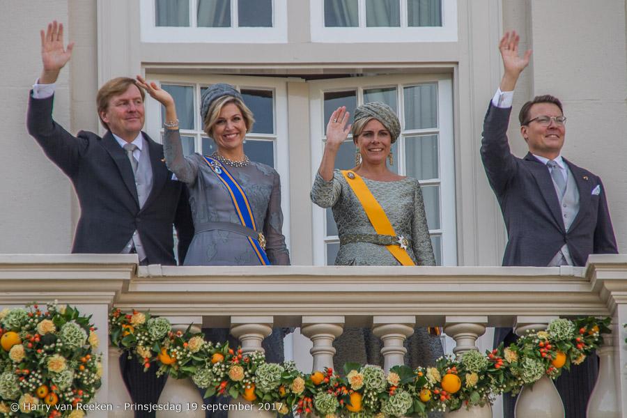 Prinsjesdag 2017 - Harry van Reeken (65 van 83)