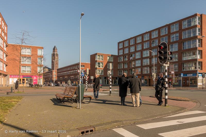Kempstraat - De La Reyweg-site