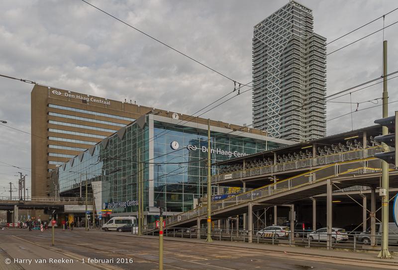 opening den Haag CS -1