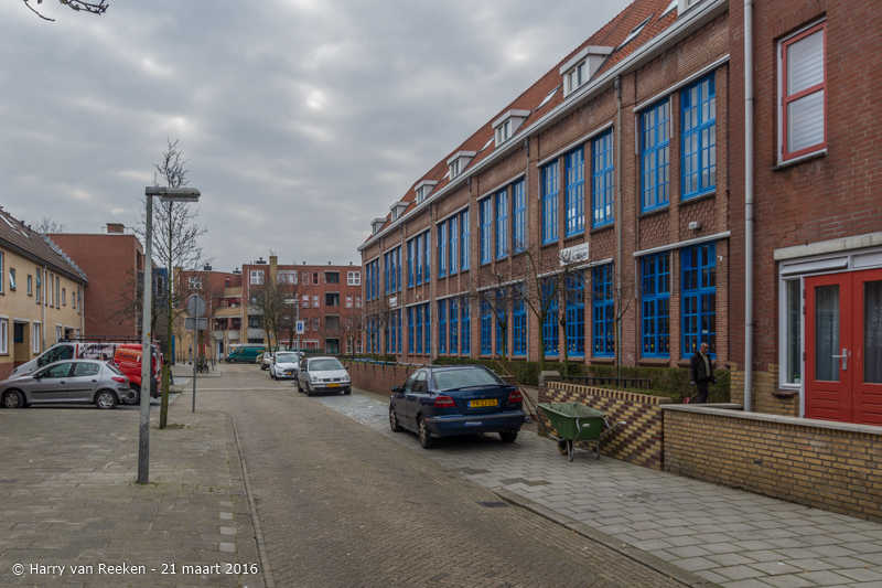 Schepradstraat-Openbare Basis School