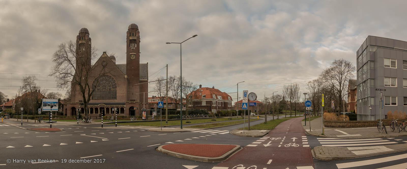 Nieuwe Duinlaan - Nieuwe Parklaan - Scheveningen - pano (1 van 1)