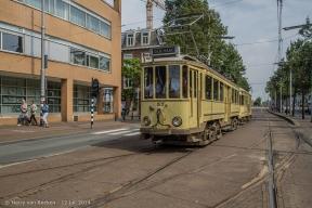 Oude Trams - Spui-1