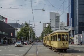 Oude Trams - Spui-4