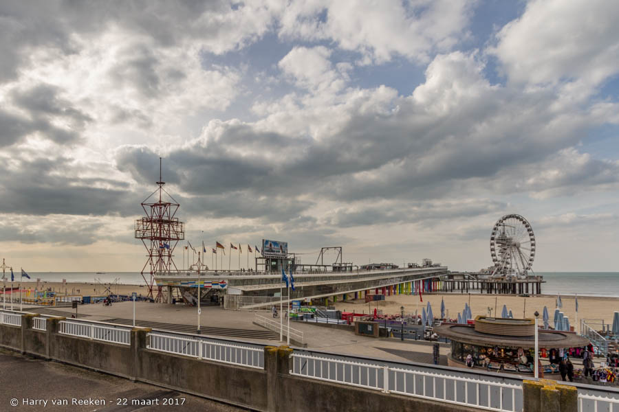 Promenade - Strandweg - Pier-1