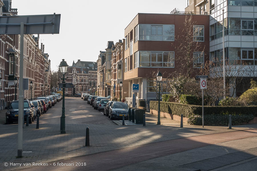 Sweelinckstraat, 1e - wk11-02