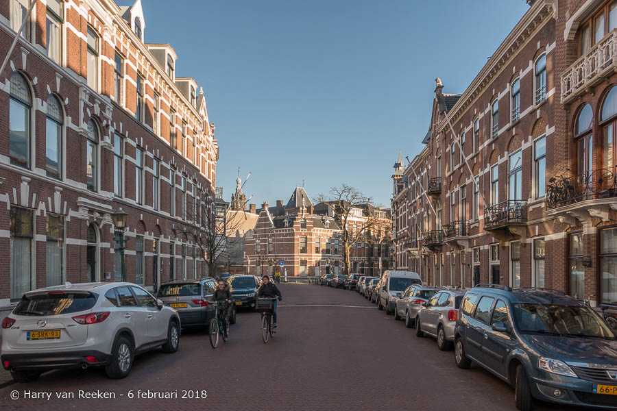 Sweelinckstraat, 1e - wk11-06