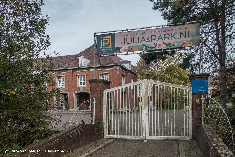 Thérèse Schwartzestraat - Julianakazerne - Benoordenhout-1