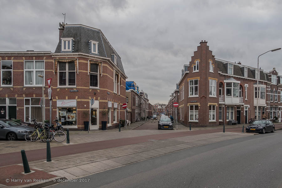Wesenbekestraat -Geuzen-Statenkwartier - 1