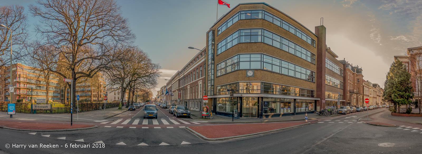 Zeestraat-Laan van Meerdervoort-Pano