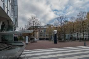 Zuid Hollandplein - provinciehuis Zuid-Holland - Benoordenhout-1