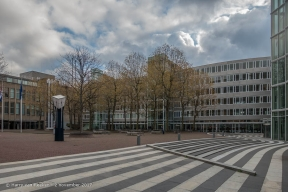 Zuid Hollandplein - provinciehuis Zuid-Holland - Benoordenhout-2